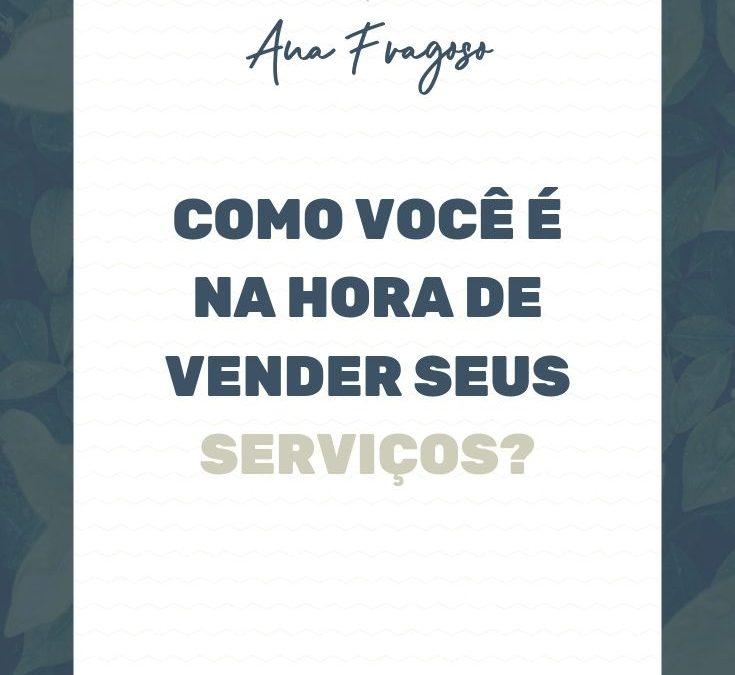 """Como você é na hora de vender seus serviços? Conheça o """"Aceita Tudo"""", o Prepotente e o Ponderado."""